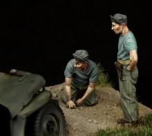 USMC Mechanics WW II - 3.